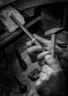 The goldsmith... di Mariano Romani
