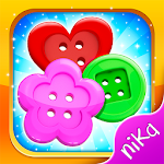 Buttons Mix Icon