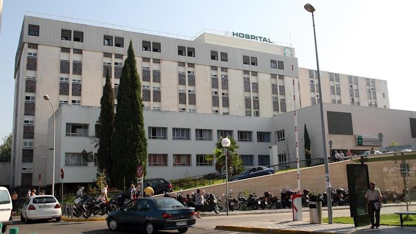 Hospital Reina Sofía de Córdoba.