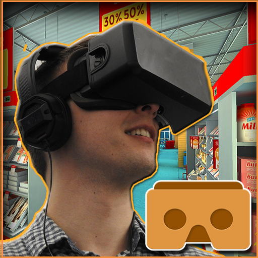 VR Job Simulator - Supermarket (game)