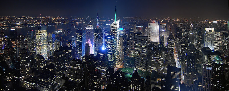 New York dall'Empire State Building (2011) di alessandro54
