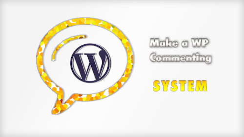WP commenting system