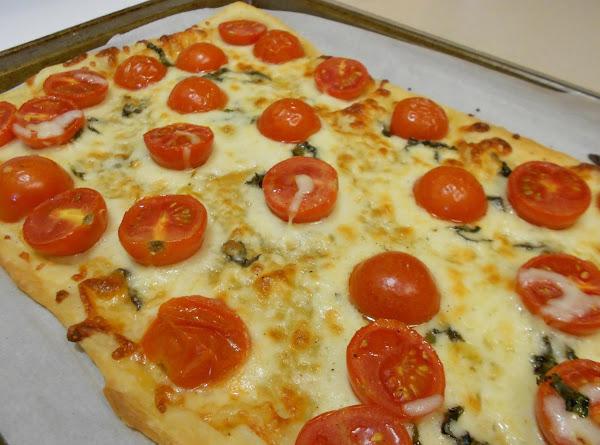 Flaky Tomato Tart Recipe