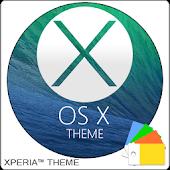 Xperia™ Theme-OSX