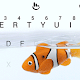 Animated Cute Fish Keyboard Theme for PC
