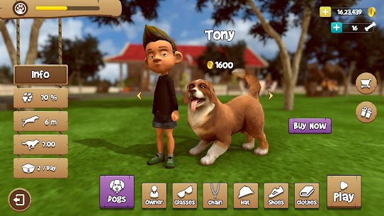 Virtual Puppy Simulator MOD (Unlimited Money) 3