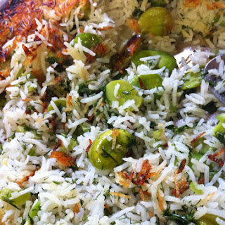 Persian Basmati Rice Recipes