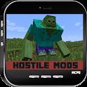Hostile Mods For MinecraftPE icon