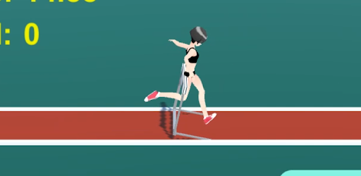 100 metres hurdles captures d'écran