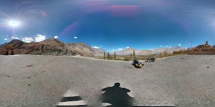 Photo: Dikshit Gompa, Nubra Valley, Ladakh