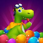 Bubble Dinosaurs: Bubble Shooter