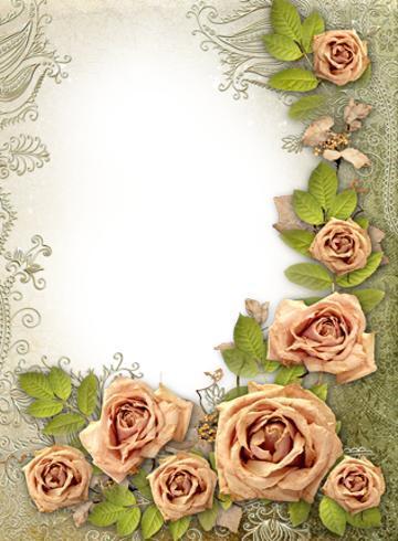 Flower Frames Photo Effects