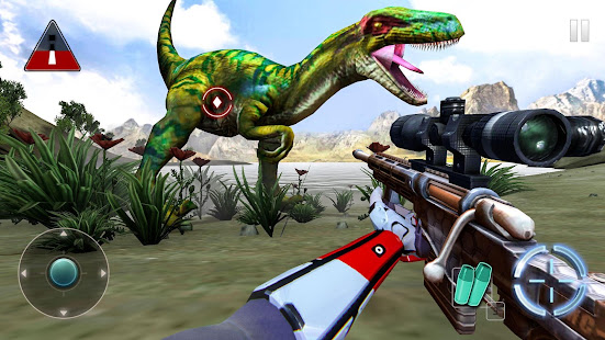 Robot FPS Shooting: Counter Dino Strike Game for PC-Windows 7,8,10 and Mac apk screenshot 1
