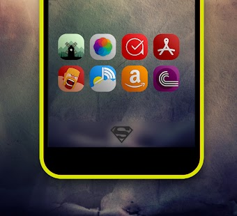 Yomira- Icon Pack- screenshot thumbnail