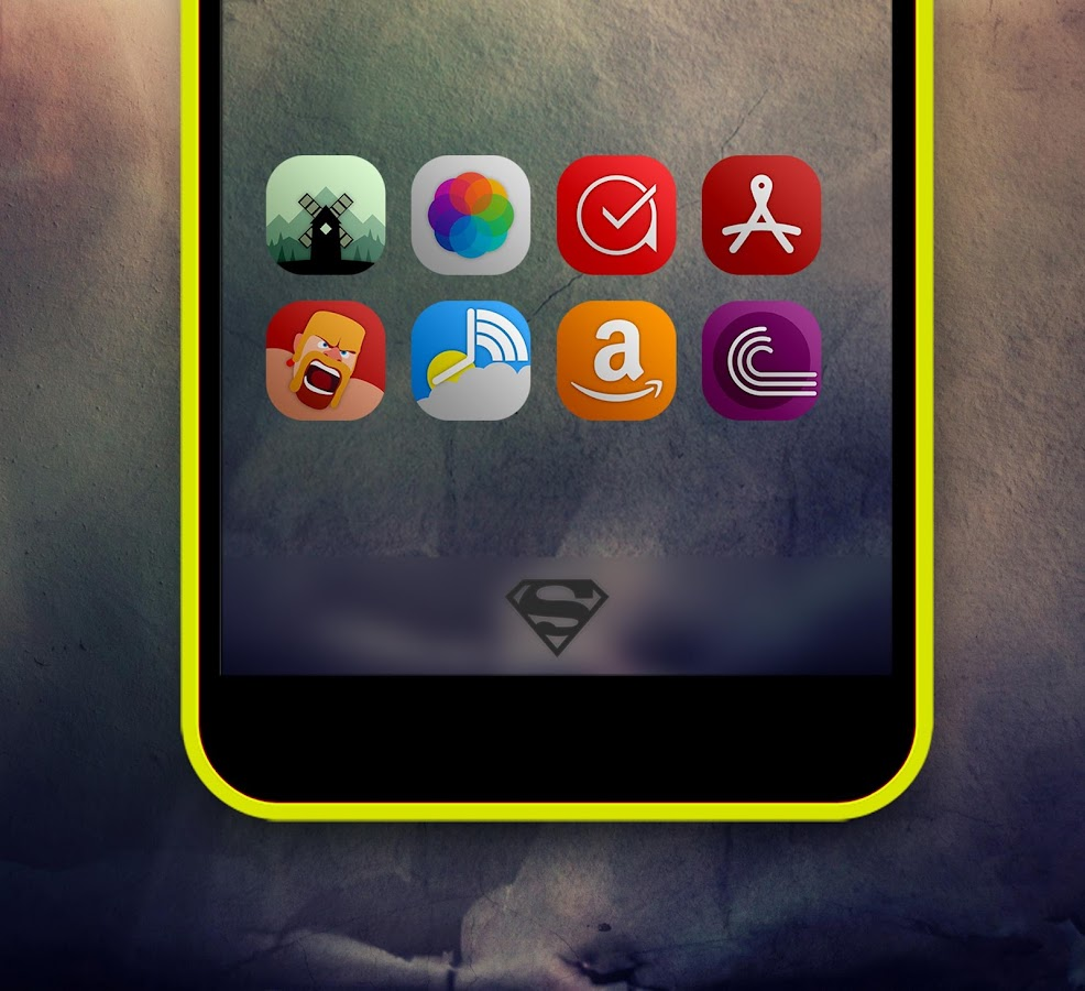 Yomira- Icon Pack- screenshot