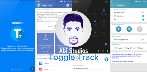 Toggle Track (GPS/Wifi Scanning/Ringer Toggles) - Apps on Google Play