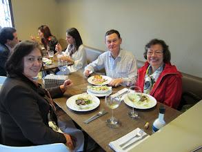Photo: Ana Graciela inviterer på flot frokost