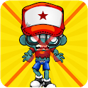 Merge & Click - Zombies Games icon