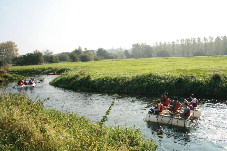 Vlot van Korbeek-Dijle tot Heverlee - S