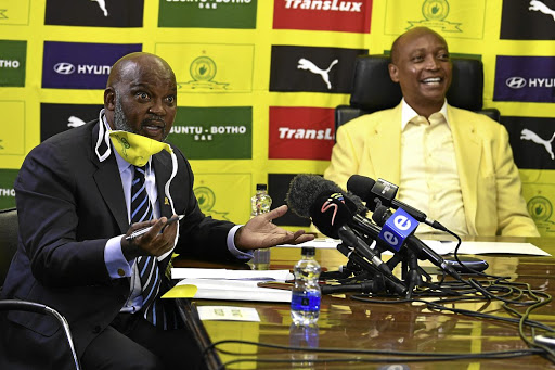 Motsepe needs to take a leaf out of his former coach's book - TimesLIVE