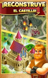 Robin Hood Legends – Un Juego de Puzzles Merge 3 4