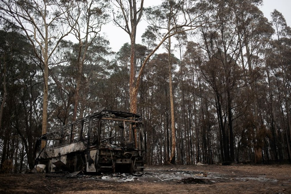 Australia calls for another mass evacuation as monster bushfires return