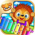 123 Kids Fun MUSIC - Kids Music Educational Games icon