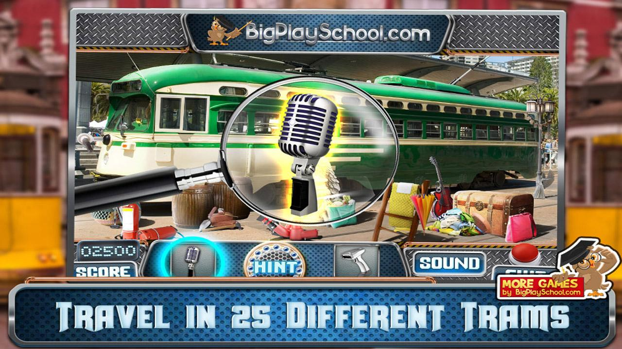 Free New Hidden Object Games Free New Le Tram- screenshot
