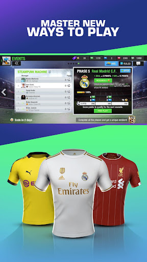 Top Eleven 2020 -  Be a soccer manager screenshots 5