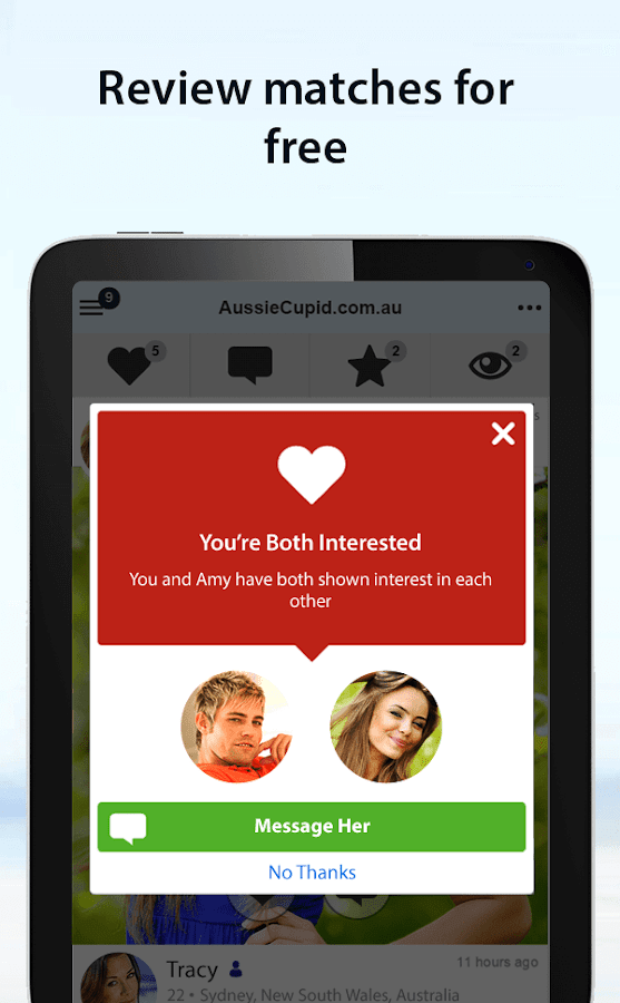 free dating apps australia