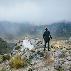 Fotógrafo de casamento Marco Samaniego (samaniego). Foto de 29.11.2016