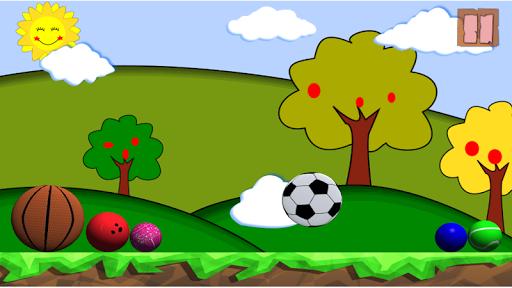 Baby ball - cocuklar Top Oyunu