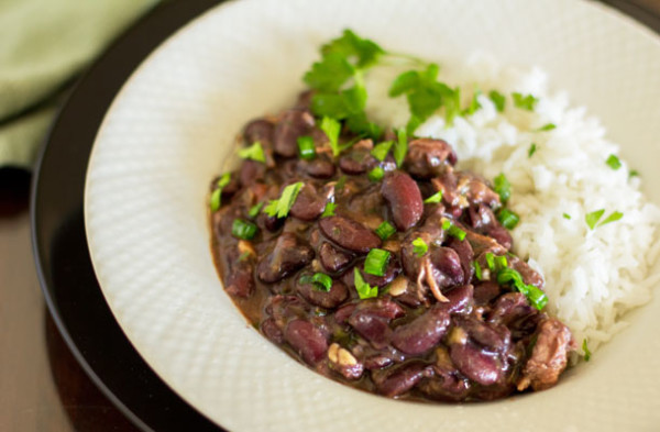 Red Beans and Rice with Tasso Recipe