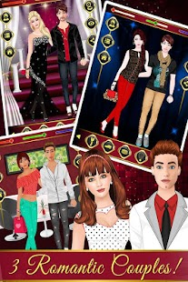 Romantic Couple Dress Up Game - náhled