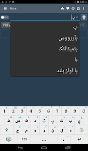 English Urdu Dictionary- screenshot thumbnail