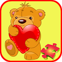 Bears Animals Puzzle for Kids icon