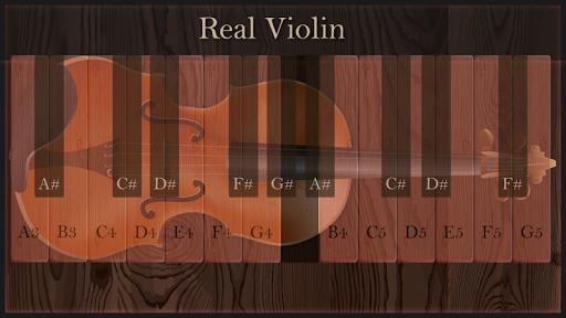 Real Violin 1.0.0 screenshots 7