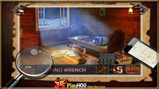 Zombie Night New Hidden Object- screenshot thumbnail
