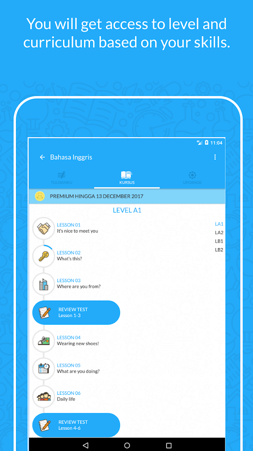 BAHASO: Learn Languages- screenshot