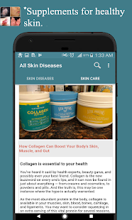App All Skin Diseases and Treatment- A to Z APK for Windows Phone