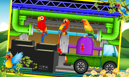 Tải Game Nhà máy Chăn nuôi Chim
