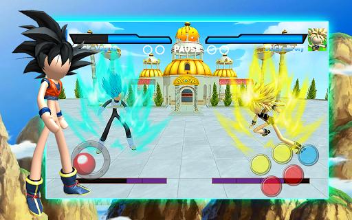 Stick Super Battle War Warrior Dragon Shadow Fight apkmartins screenshots 1