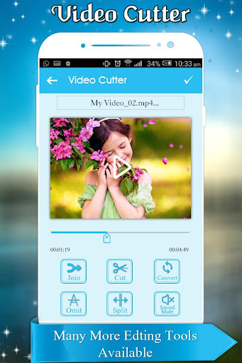 Video Cutter and Trimmer for WhatsApp 1.0 screenshots 3