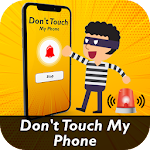 Don't Touch My Phone - Alarm Icon