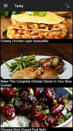 Tasty : My Recipes Book