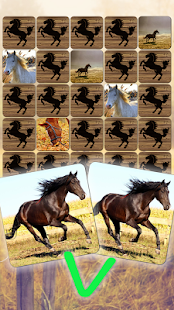 Horse Puzzles Collection- screenshot thumbnail