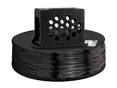 Black PRO Series PETG Filament - 2.85mm (10lb)
