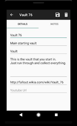 Fallout 76 Interactive Map 1.0.3 screenshots 5