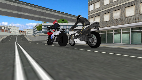 How to install Motorbike Driving Simulator 1.0 apk for pc