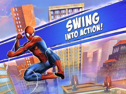 MARVEL Spider-Man Unlimited 3.5.1a MOD (Unlimited Golds/Crystals) Apk 1